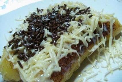 Resep Pisang Goreng Crispy Coklat Keju Dapur Cantik